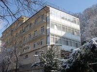 Sochi, Plastunskaya st, house 194/8. Apartment house