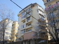 Сочи, улица Пластунская, дом 194/9. многоквартирный дом