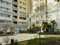 Sochi, Severnaya st, house 16. Apartment house