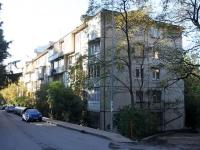 Сочи, улица Тоннельная, дом 4. многоквартирный дом