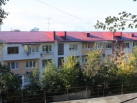 Sochi, Tonnelnaya st, house 23. Apartment house