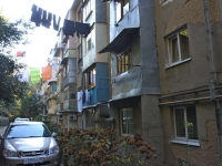 Sochi, Tonnelnaya st, house 27. Apartment house