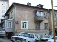 Sochi, Trunov alley, house 5В. Apartment house