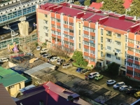 Sochi, Trunov alley, house 4. Apartment house