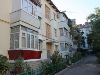 Сочи, улица Чебрикова, дом 9А. многоквартирный дом