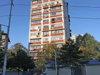 Sochi, Chebrikov st, house 11. Apartment house