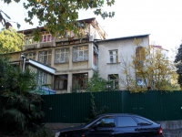 Сочи, улица Чебрикова, дом 32. многоквартирный дом