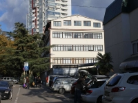 Sochi, Yunykh Lenintsev st, house 23. office building
