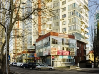 Сочи, многоквартирный дом Пионер, улица Юных Ленинцев, дом 10