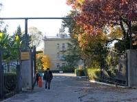 Сочи, улица Волжская, дом 64. санаторий СТАВРОПОЛЬЕ