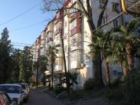 Сочи, улица Госпитальная, дом 3. многоквартирный дом