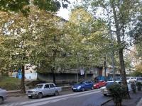Сочи, улица Донская, дом 19. многоквартирный дом