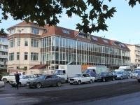 Сочи, улица Донская, дом 27А. офисное здание
