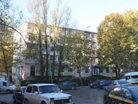 Sochi, Donskaya st, house 27. Apartment house