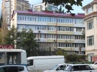 Сочи, улица Донская, дом 29А. многоквартирный дом