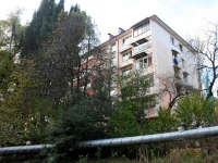 Sochi, Donskaya st, house 29Б. Apartment house