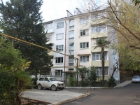 Sochi, Donskaya st, house 29. Apartment house