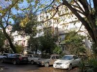 Сочи, улица Донская, дом 35. многоквартирный дом