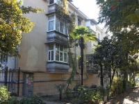 Sochi, Donskaya st, house 38. Apartment house