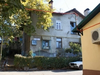 Sochi, Donskaya st, house 48. Apartment house