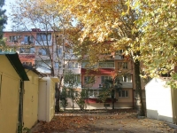 Sochi, Donskaya st, house 60. Apartment house