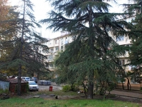 Sochi, Donskaya st, house 62. Apartment house