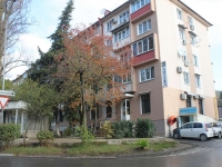Sochi, Donskaya st, house 90. Apartment house