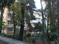 Sochi, Donskaya st, house 104. Apartment house