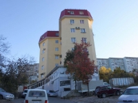 Sochi, Donskoy alley, house 22А. Apartment house