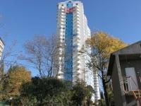 Sochi, st Yan Fabritsius, house 2/8А. Apartment house