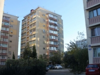 Sochi, Pirogov st, house 4. Apartment house