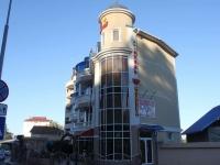 Сочи, гостиница (отель) Роза ветров, улица Пирогова, дом 40В