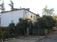 Сочи, Строительный переулок, дом 4А. многоквартирный дом