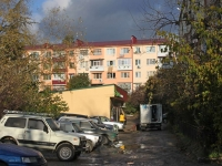 Sochi, Timiryazev st, house 2. Apartment house