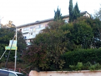 Сочи, улица Тимирязева, дом 8. многоквартирный дом