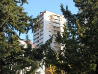 Sochi, Timiryazev st, house 32/1. Apartment house