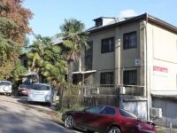 Сочи, улица Цюрупы, дом 4. многоквартирный дом