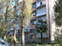 Sochi, Chekhov st, house 5. Apartment house
