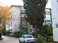 Sochi, Chekhov st, house 34. Apartment house