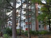 Сочи, улица Чехова, дом 48. многоквартирный дом