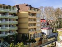 Сочи, улица Бестужева, дом 1А. гостиница (отель)