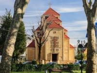 Sochi, cathedral КАФЕДРАЛЬНЫЙ СОБОР СВЯТОГО САРКИСА, Bestuzhev st, house 1