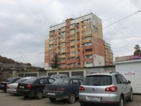 Sochi, Gastello st, house 35. Apartment house