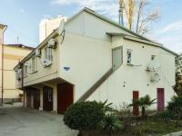 Сочи, улица Гастелло (Адлер), дом 25А. многоквартирный дом