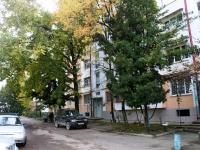 Sochi, Golubye dali st, house 19. Apartment house