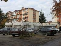 Sochi, Golubye dali st, house 38. Apartment house