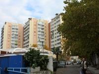 Сочи, улица Голубые дали, дом 58. многоквартирный дом