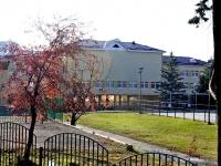 Сочи, школа №26, улица Голубые дали, дом 60