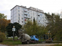 Sochi, Golubye dali st, house 63Б. Apartment house