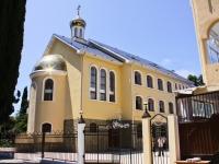 Sochi, church СОШЕСТВИЯ СВЯТОГО ДУХА, Demokraticheskaya st, house 19
